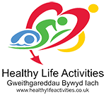 Healthy Life Activities logo
