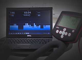 Watt bike instruments