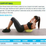 Soft Fit Ball promotion