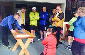 Running Technique Workshop Llandysul