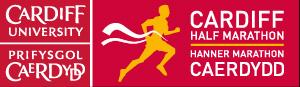 Cardiff half marathon logo