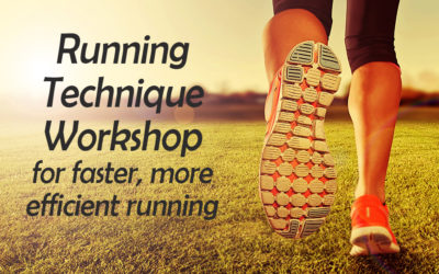 Next Running Technique Workshop